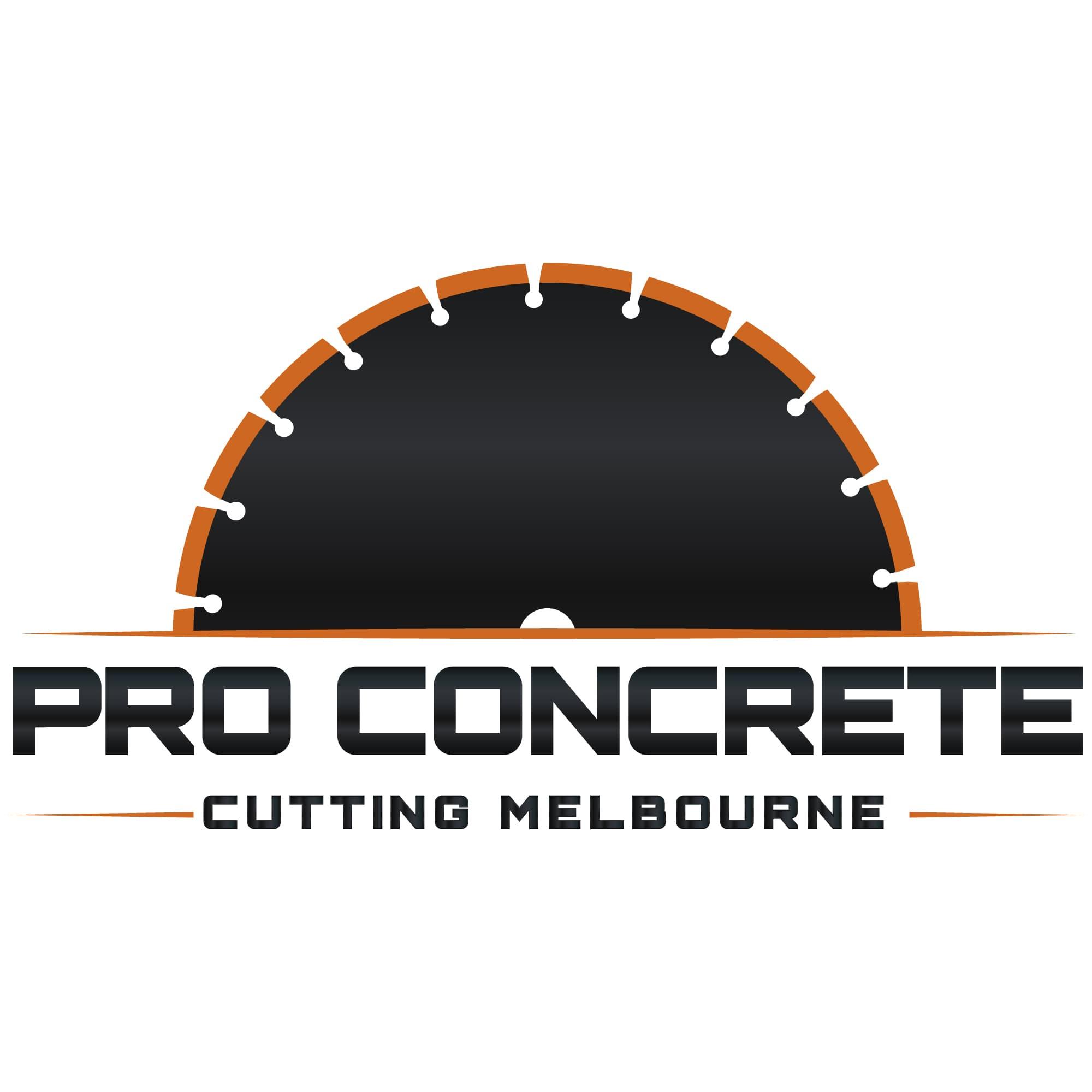 Pro Concrete Cutting Melbourne Logo