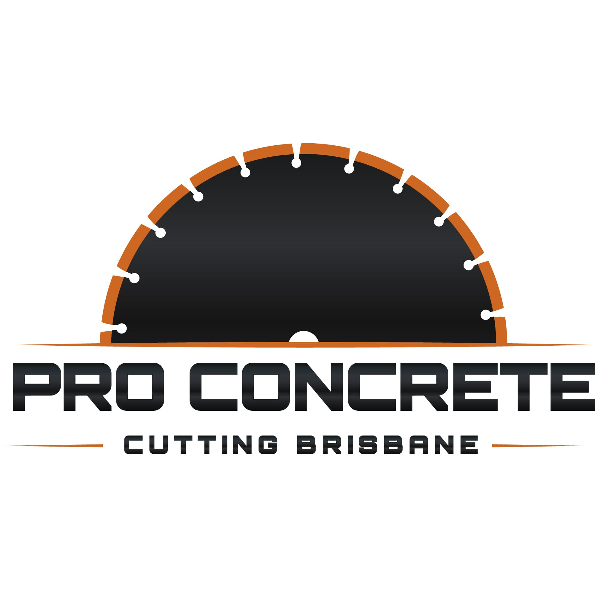 Pro Concrete Cutting Brisbane Logo